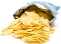 Tüte Kartoffelchips