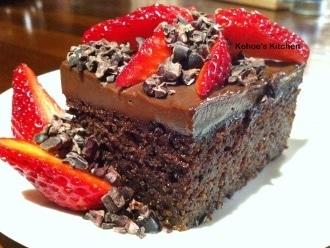 Bester Schokoladenkuchen aller Zeiten