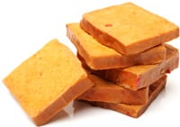 Brauner Tofu