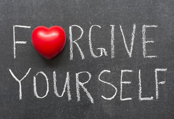 Vergib dir selbst