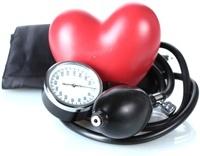 Herz- und Blutdruckmessung
