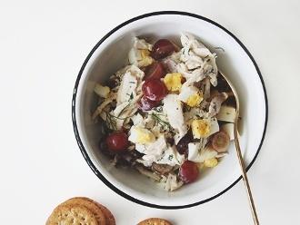 Lucy's Hühnchensalat