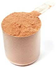 Messlöffel Proteinpulver