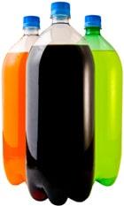 Soda Flaschen