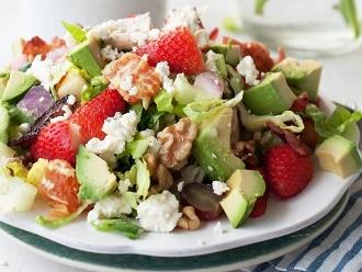 Der beste gehackte Salat, den Sie jemals haben werden