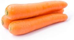 Drei Karotten